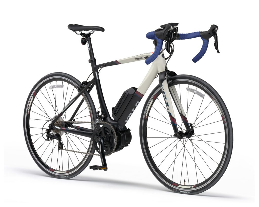 YAMAHA YPJ-R XS トリコロール 電動ロードバイク